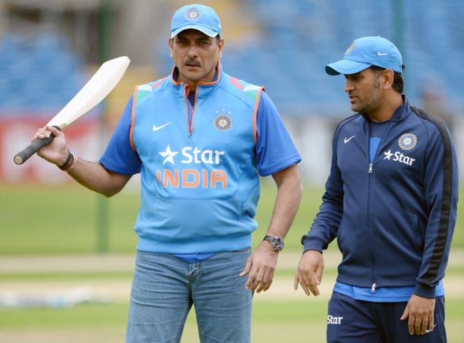 BCCI denies appointing Ravi Shastri  as Team India head coach; suspense continues