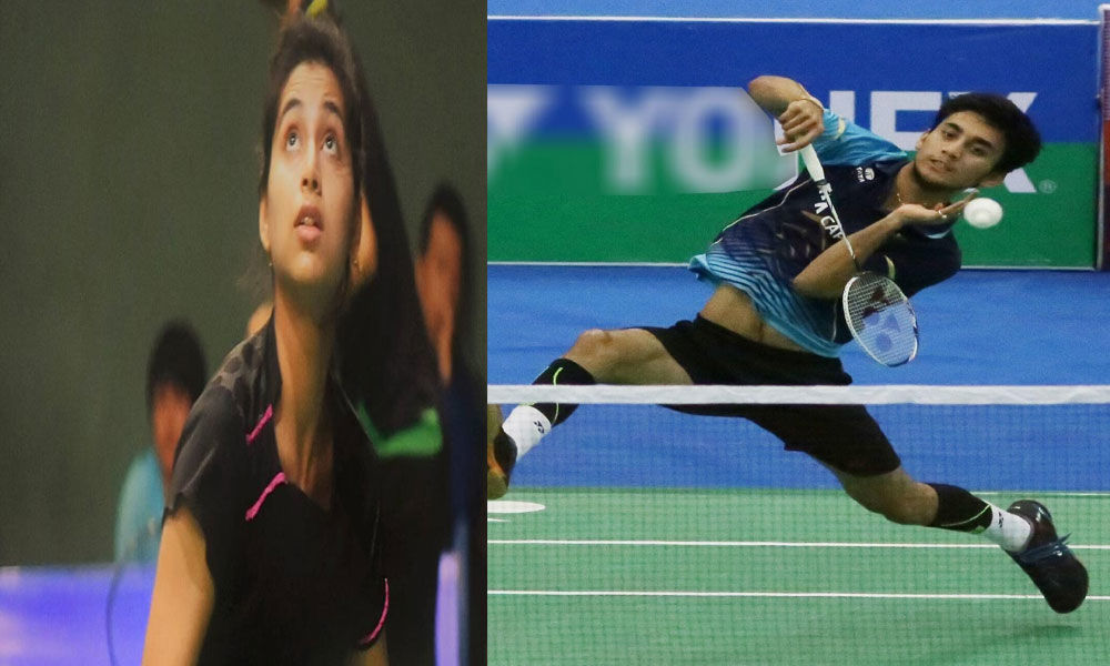 BWF badminton rankings: Lakshya, Riya break into top 100