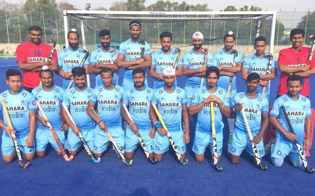 Four new players selected for Azlan Shah Cup