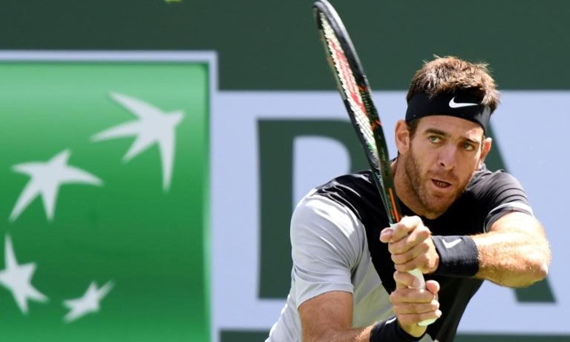 Juan Martin del Potro defeats Roger Federer to bag Indian Wells Masters title