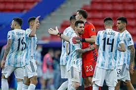 Argentina, Chile qualify for quarters in Copa America