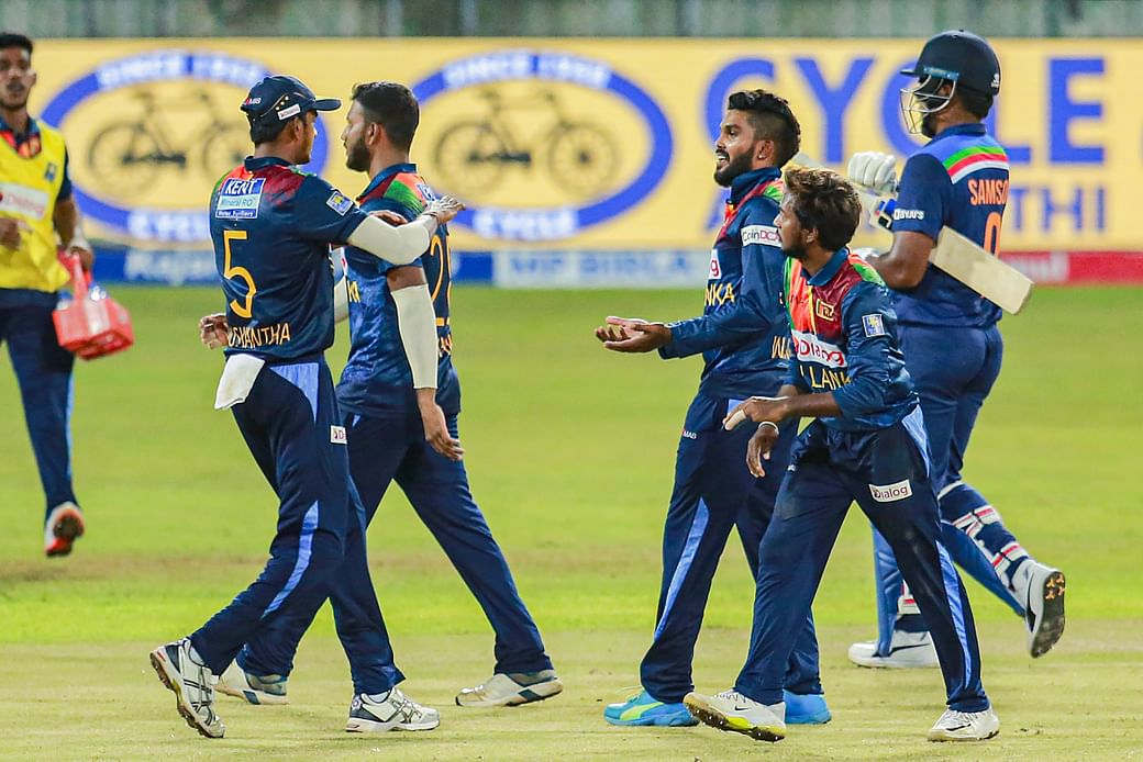 Sri Lanka beat India by 4 wickets in 2nd T20I; Final game to be played tonight in Colombo
