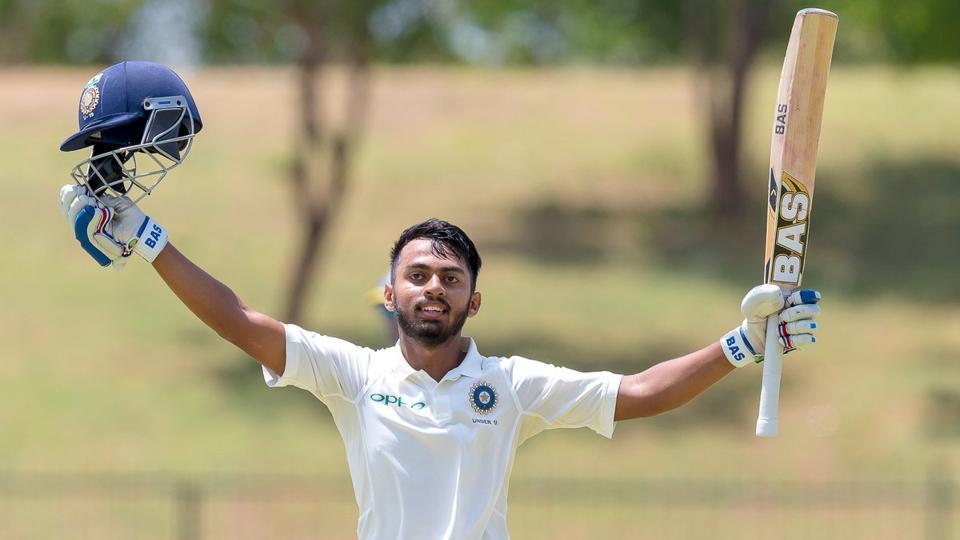 Pawan Shah cracks 282 in U-19 internationals
