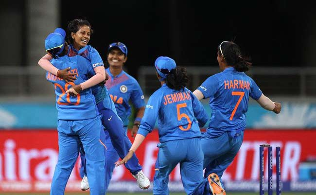 India beat Australia by 17 runs in ICC Women