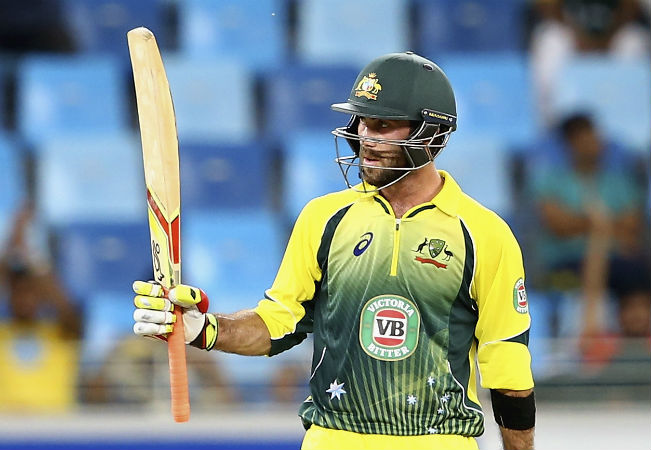 Australia drop Glenn Maxwell from Pakistan series