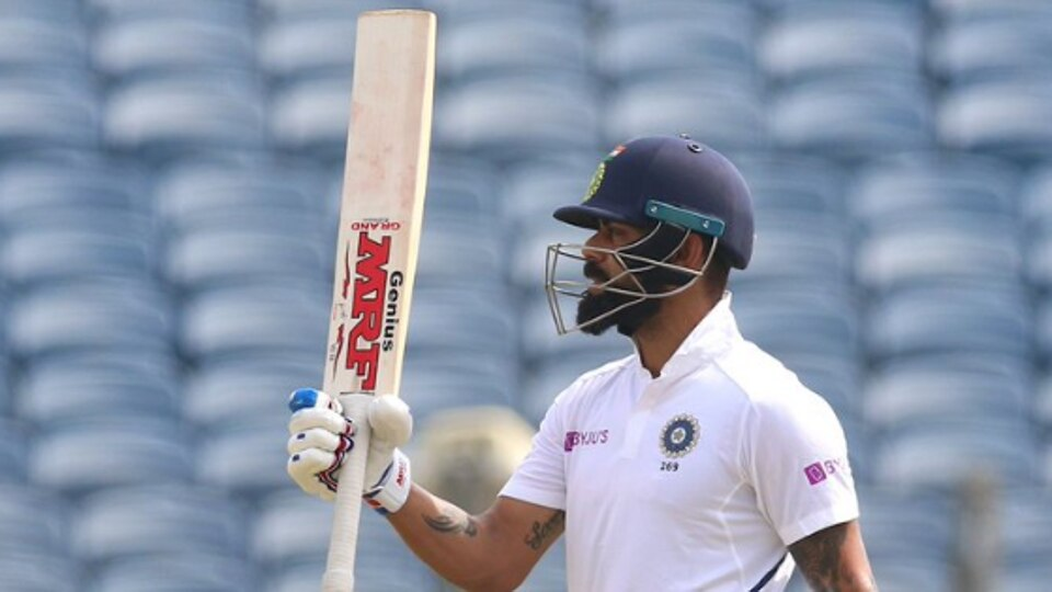 India reach 356 for three at lunch on day two against South Africa