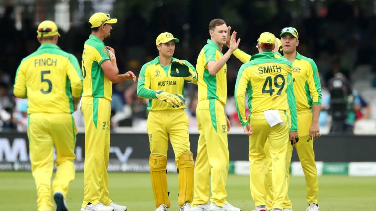 Australia beat England by 64 runs in ICC World Cup
