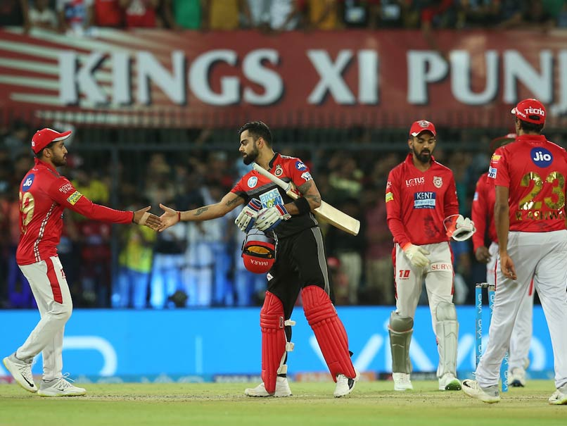 Royal Challengers Bangalore beat Kings XI Punjab by 10 wickets
