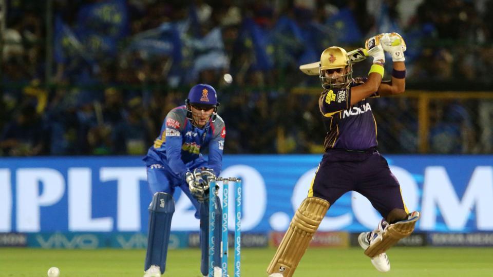 Kolkata Knight Riders defeat Rajasthan Royals by 6 wickets