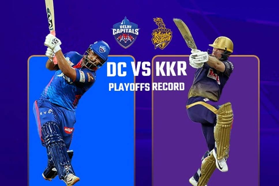 KKR to take on DC in 2nd qualifier today