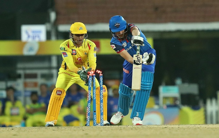 Chennai Super Kings beat Delhi Capitals by 80 runs in IPL Cricket