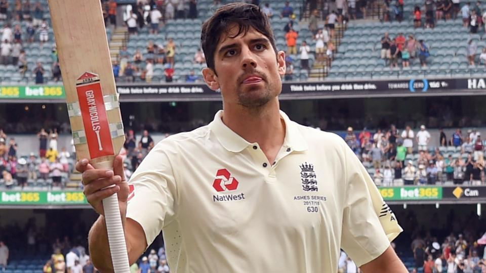Alastair Cook's double century gives England lead in 4th Test