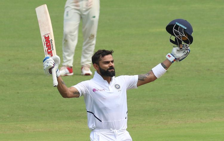 India tighten its grip on 2nd Test match against South Africa