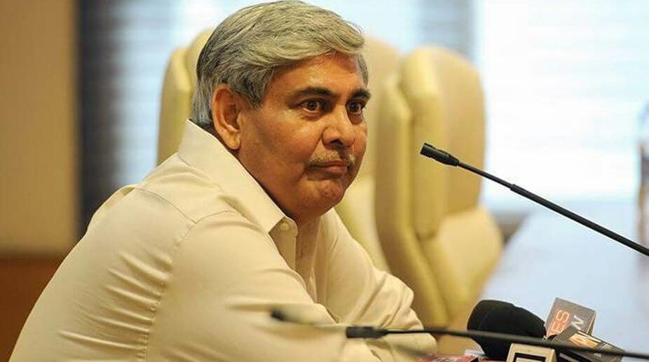 Shashank Manohar steps down as ICC chairman after two terms, Deputy chairman Imran Khwaja will assume duties till election