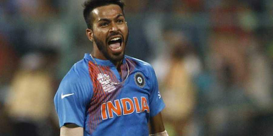 Hardik Pandya plays first game post surgery, MSK Prasad is pleased