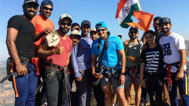 Team India undertake trekking to rejuvenate after Australia defeat