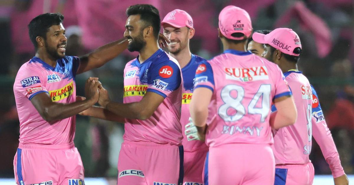 IPL 2019: Rajasthan looks to keep playoffs hopes alive against Bangalore