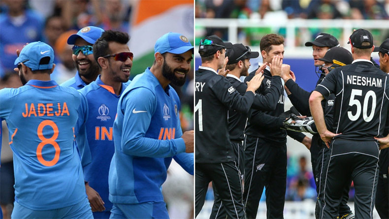 ICC World Cup: India, New Zealand match delayed due to rain