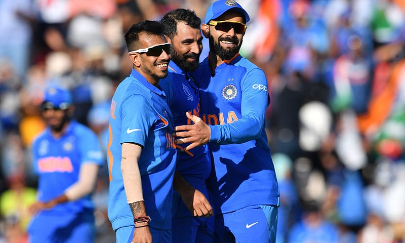 Mohammed Shami Hat-trick Seals Narrow Win For India against Afghanistan