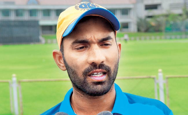 Dinesh Karthik roped in for 3rd Test match against South Africa