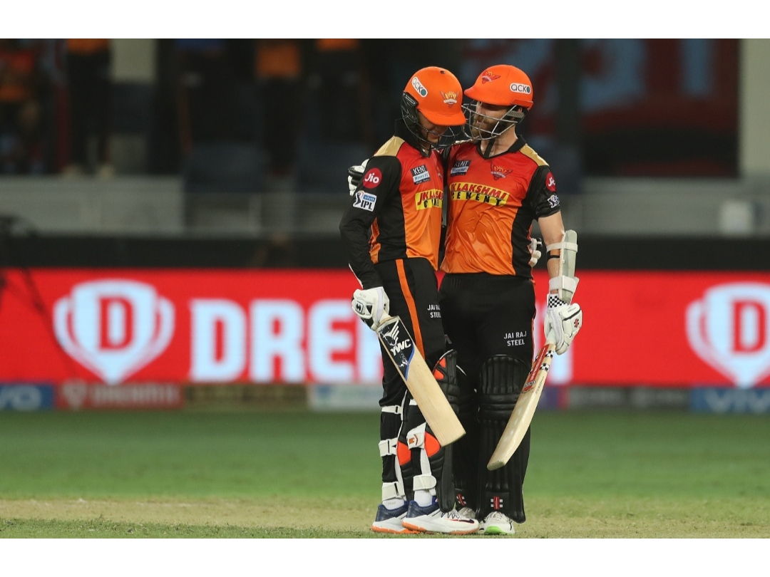 Sunrisers Hyderabad beat Rajasthan Royals by seven wickets in IPL Cricket