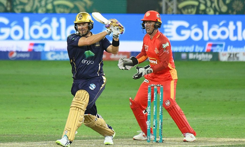 Quetta Gladiators beat Islamabad United by three wickets in the opening match of PSL 2020
