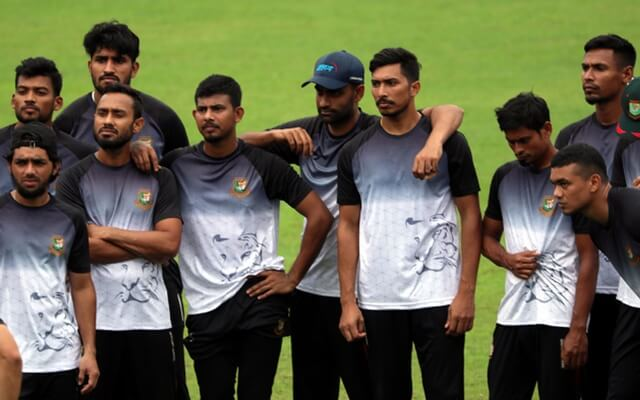 Bangladesh's tour of Sri Lanka scheduled in October postponed once again