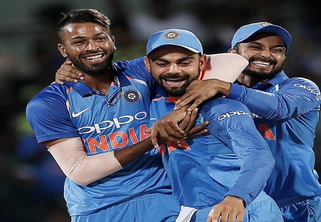 India beat Australia by 26 runs in the 1st ODI match