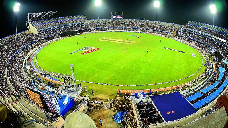Hyderabad to host 2017 IPL opener, final