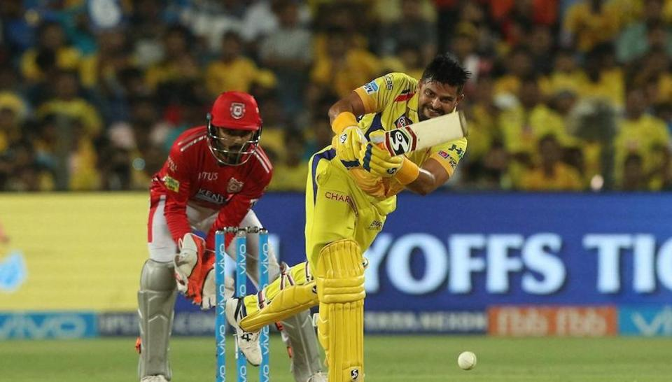 Rajasthan Royals enter play-offs as CSK beat Kings XI Punjab by 5 wickets