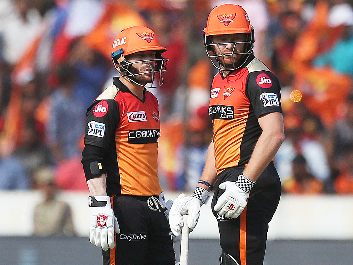 Sunrisers Hyderabad beat Royal Challengers Bangalore by 118 runs