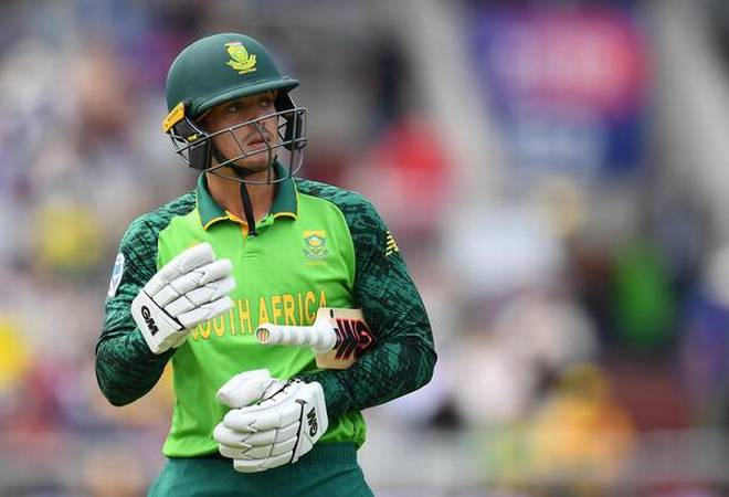 Quinton de Kock to lead SA in T20s