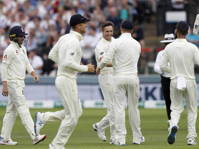 England win their one-off Test match against Ireland at Lords