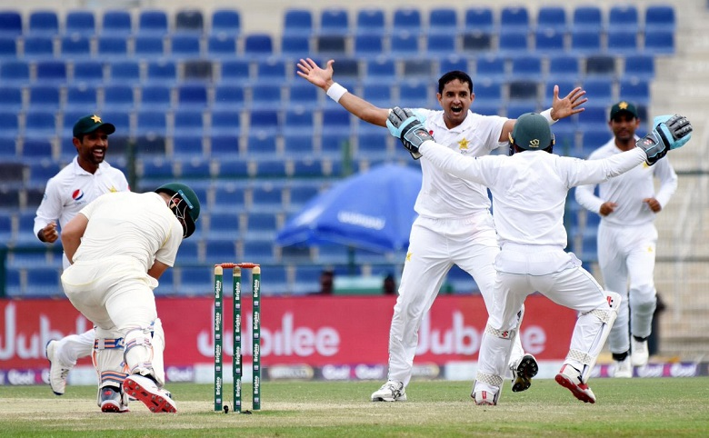 Pakistan beat Australia by 373 runs in 2nd Test match in Abu Dhabi