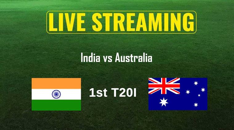 India,Australia to play first T20 match in Ranchi today