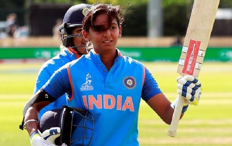 Harmanpreet Kaur named captain of ICC Women