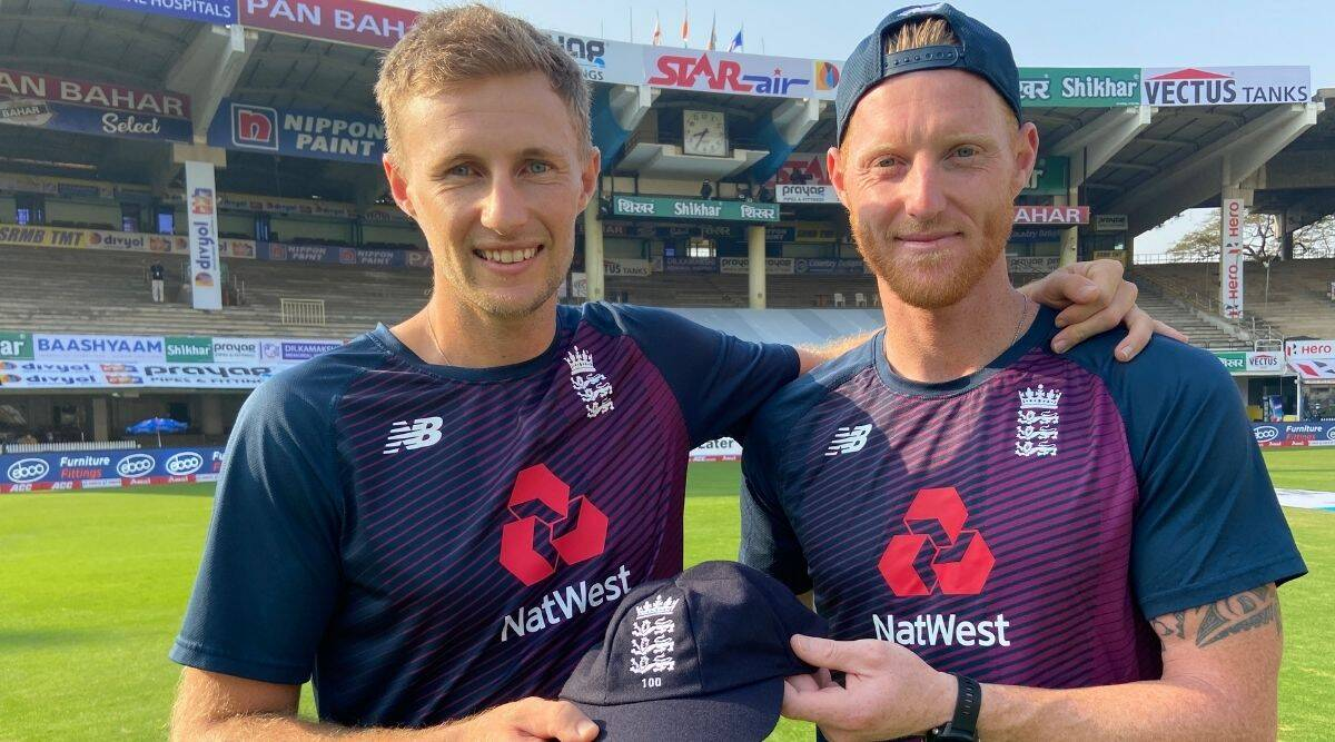 rootreceivesspecialcapforhis100thtestfromstokes