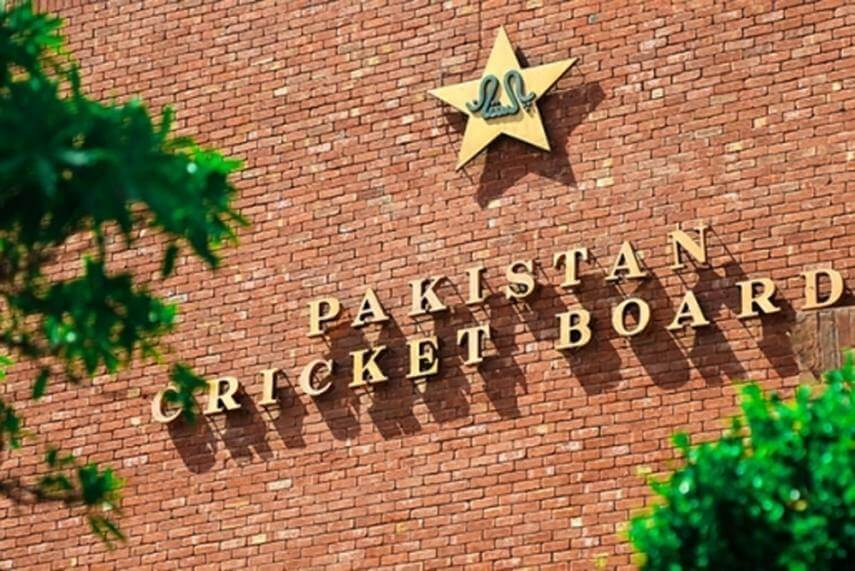 PCB forced to sell logo for far less amount than what it expected ahead of England tour