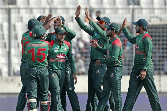 Bangladesh clinch ODI series against West Indies