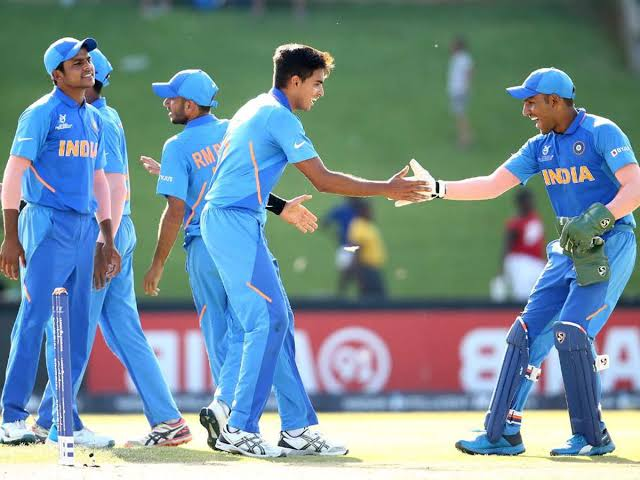 India beat Sri Lanka by 90 runs in U-19 World Cup opener