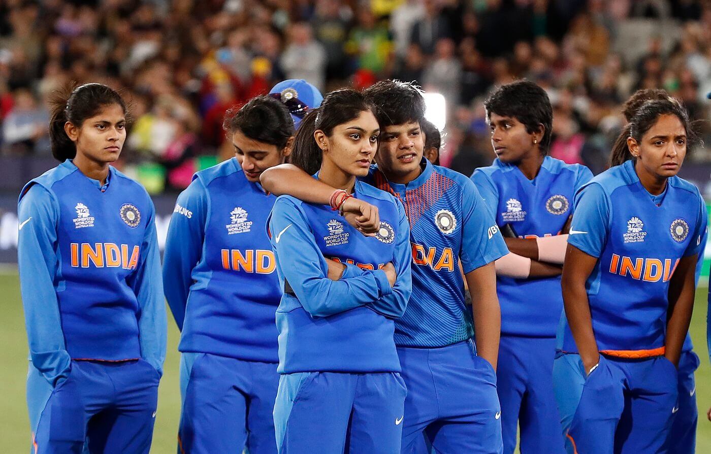 After England, Indian Women