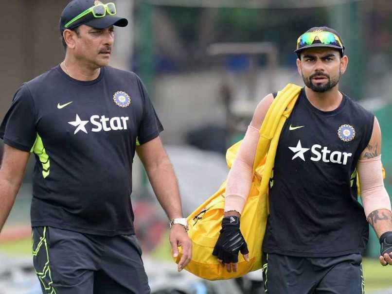 Virat Kohli is best batsman in world cricket:Ravi Shastri