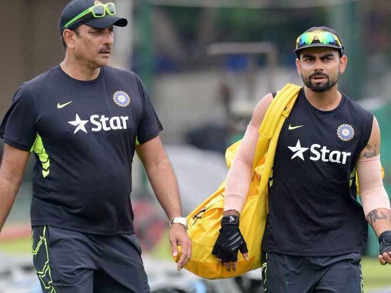 Virat Kohli is best batsman in world cricket:Ravi Shastri