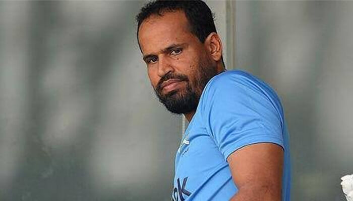 Yusuf Pathan announces retirement from all formats of cricket