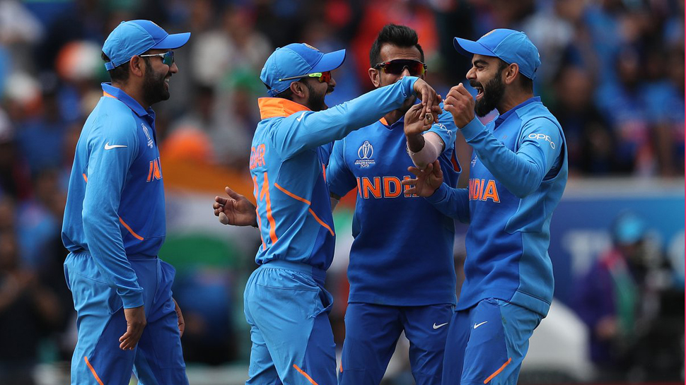 India beat Australia by 36 runs in ICC World Cup match