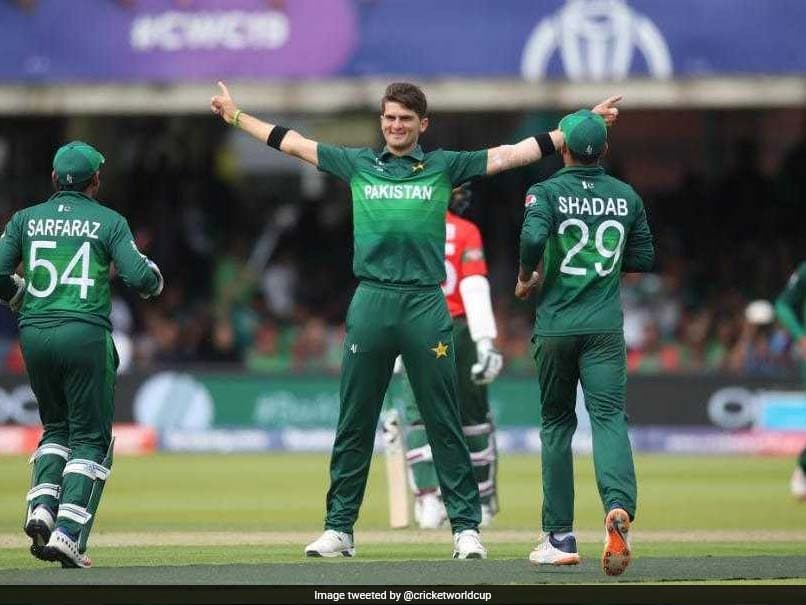 Pakistan beat Bangladesh by 94 runs in ICC World Cup