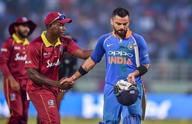 India to play against West indies in the 4th ODI match in Mumbai today