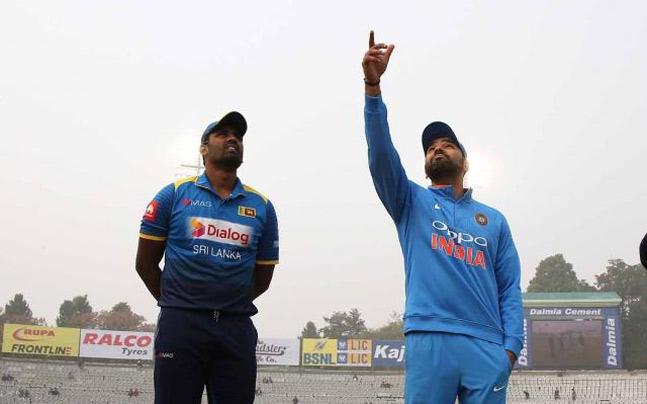 India vs Sri Lanka, 3rd ODI: Rohit Sharma win toss, elect to field