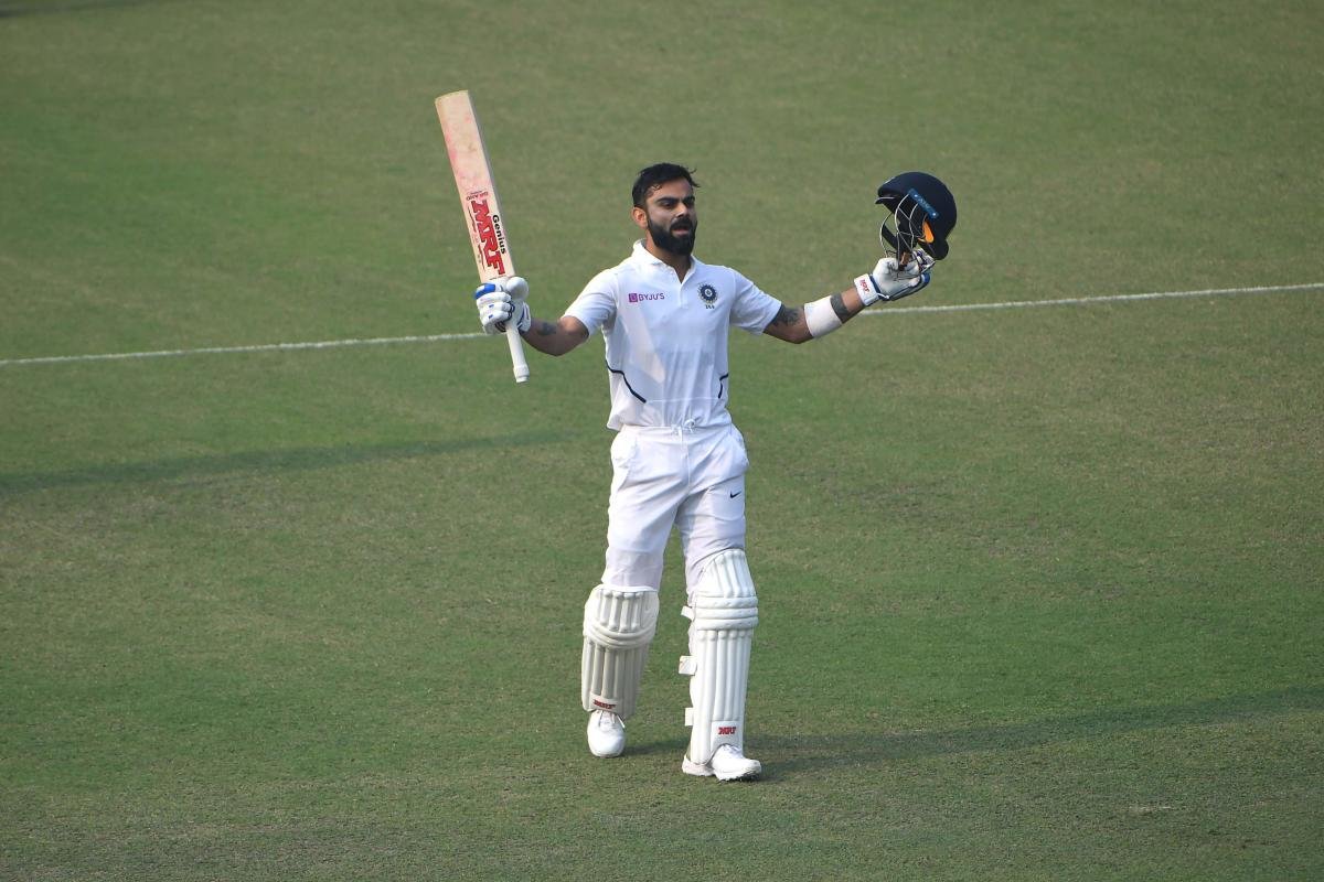 Virat Kohli regains no.1 spot in ICC Test rankings