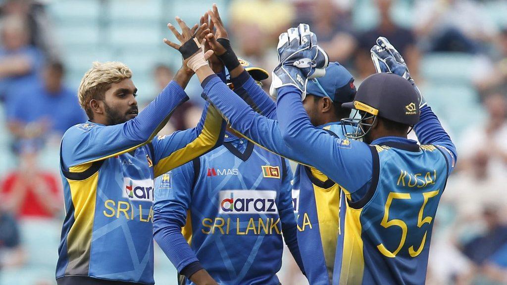 Sri Lanka announce T20 World Cup squad
